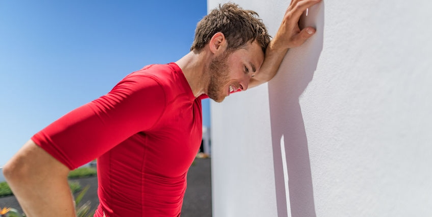 Know the Warning Signs of Heat Stroke